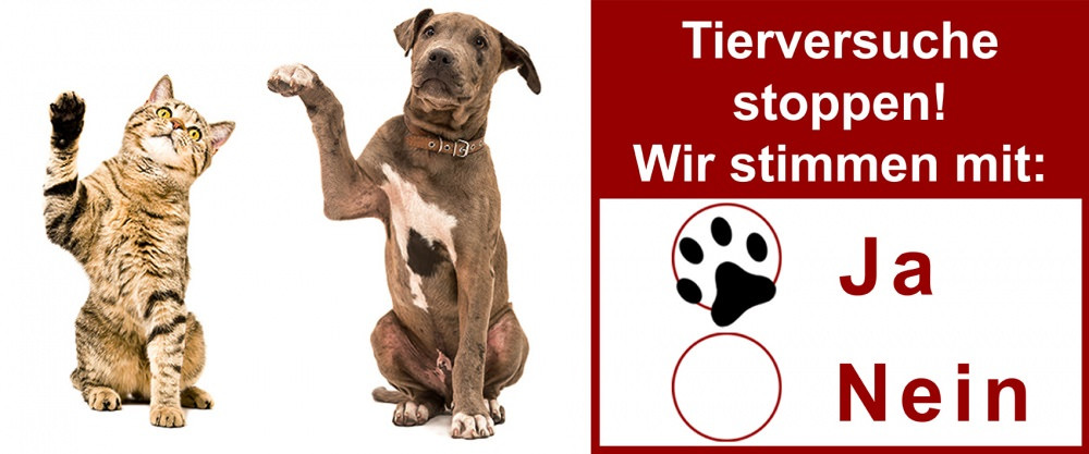 Tierversuche-Stoppen